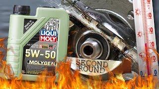 Liqui Moly Molygen 5W50 Jak skutecznie olej chroni silnik? 2kg