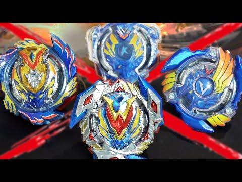 Valkyrie: GENERATIONS MARATHON BATTLE! - Beyblade Burst