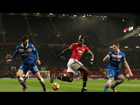 Paul Pogba 6 World Class Performances in 2018