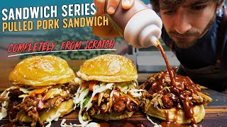 Pulled Pork Challenge: Can I Make the Perfect Sandwich???