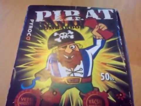 Zdarma pirát vids