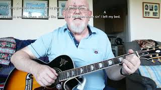 Guitar: Ee By Gum But I'm Cowd (Including lyrics and chords)
