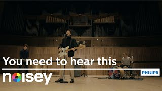 """Wild Beasts Perform """"Wanderlust"""" Using A Colossal 7,866 Pipe Organ"""