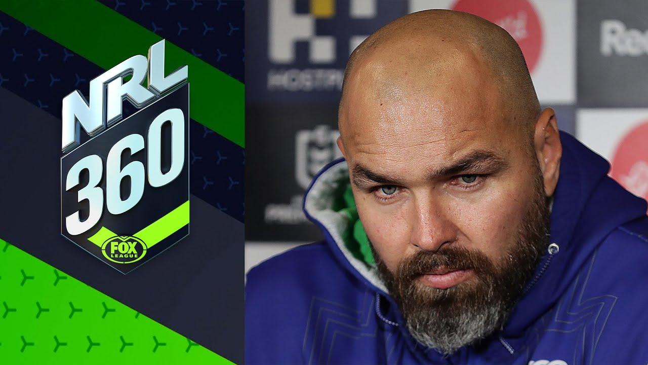 Todd Payten REJECTS Warriors coaching job   NRL 360