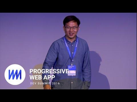 PWA in Small Steps (Progressive Web App Summit 2016)