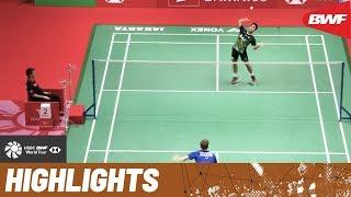 Daihatsu Indonesia Masters 2020   Finals Ms Highlights   Bwf 2020