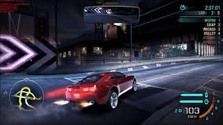 Need For Speed Carbon - Race Wars Silver [1080p60 - GTX 1080 - 44/50]