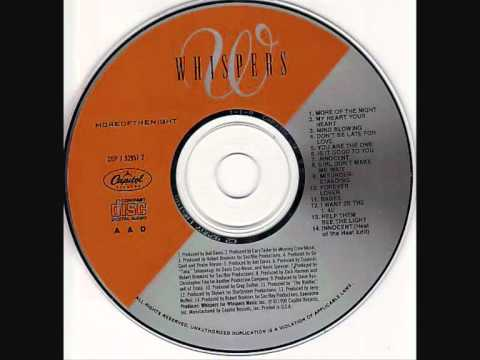 The Whispers - Is It Good To You