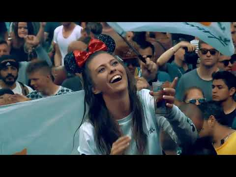 PETE TONG Live Tomorrowland Belgium 2017 -  First Contact (KYDUS)