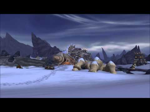 Frostfire Ridge Music 1 - Warlords Of Draenor