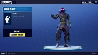 Bottom Feeder & Love Ranger Return Today Only! (Fortnite Daily Store Update 4-10-18)