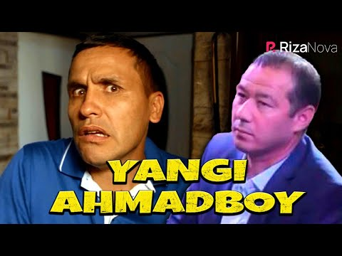Akula - Yangi Ahmadboy (hajviy ko'rsatuv)