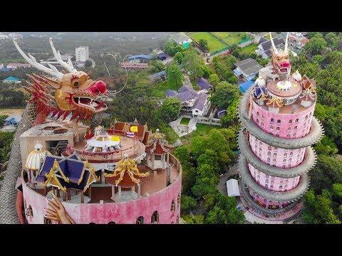 BANGKOK THAILAND'S DRAGON TEMPLE | WAT SAMPHRAN (THE BEST OF THAILAND)