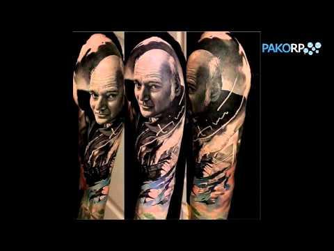 Los mejores tatuajes del mundo super realistas for Los mejores tatuadores