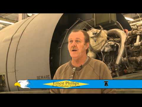 TF-39 Engine Job
