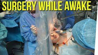 Woman Sang Opera During Surgery ft. Silent Mike & Gina Darling