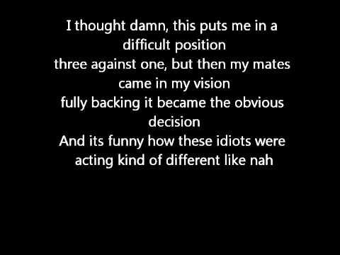 Rizzle Kicks - Trouble Lyrics