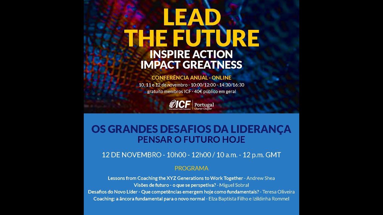 ICF Conferência2020_Elza Filha e Izildinha Rommel apresentam palestra