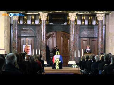 Herdenkingsdienst Dick Haveman (complete uitzending)