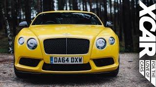 Bentley Continental V8 S: The Best Bentley Yet - XCAR