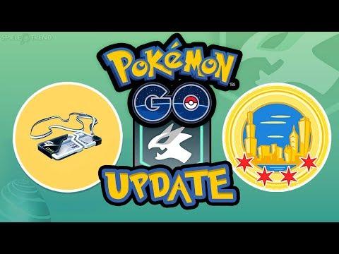 Neues Update: Exklusive Raids & von zu Hause aus füttern | Pokémon GO Deutsch #359