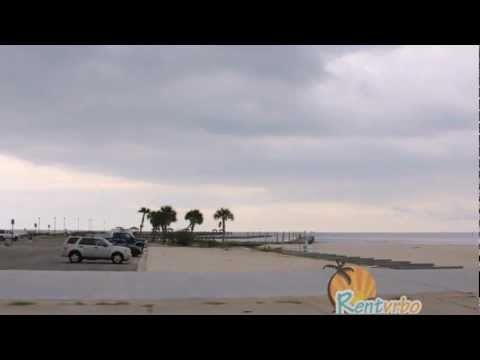 Mississippi Gulf Coastline vacation rentals Biloxi, Gulfport and Long Beach
