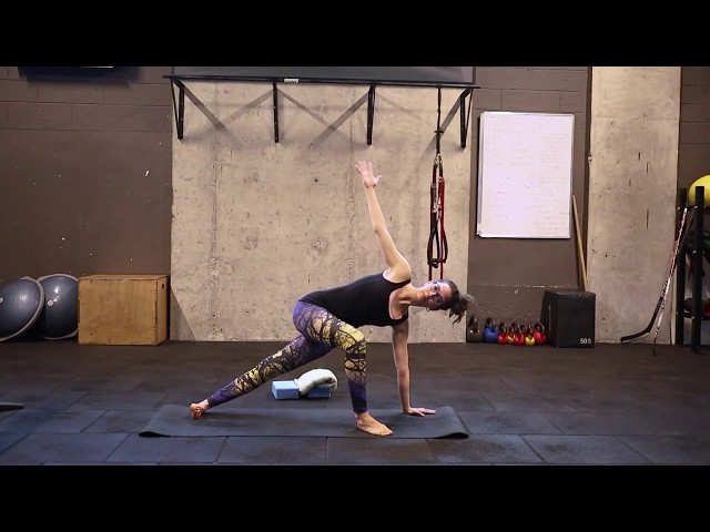 Evde de Vamos'la #HareketEt - Yeşim ile Yoga