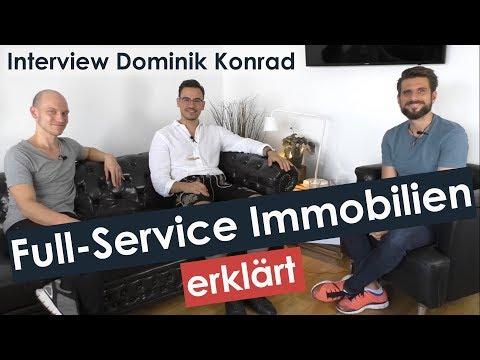 Pflegeimmobilien als Kapitalanlage erklärt. Interview mit Dominik Konrad (immoheld)