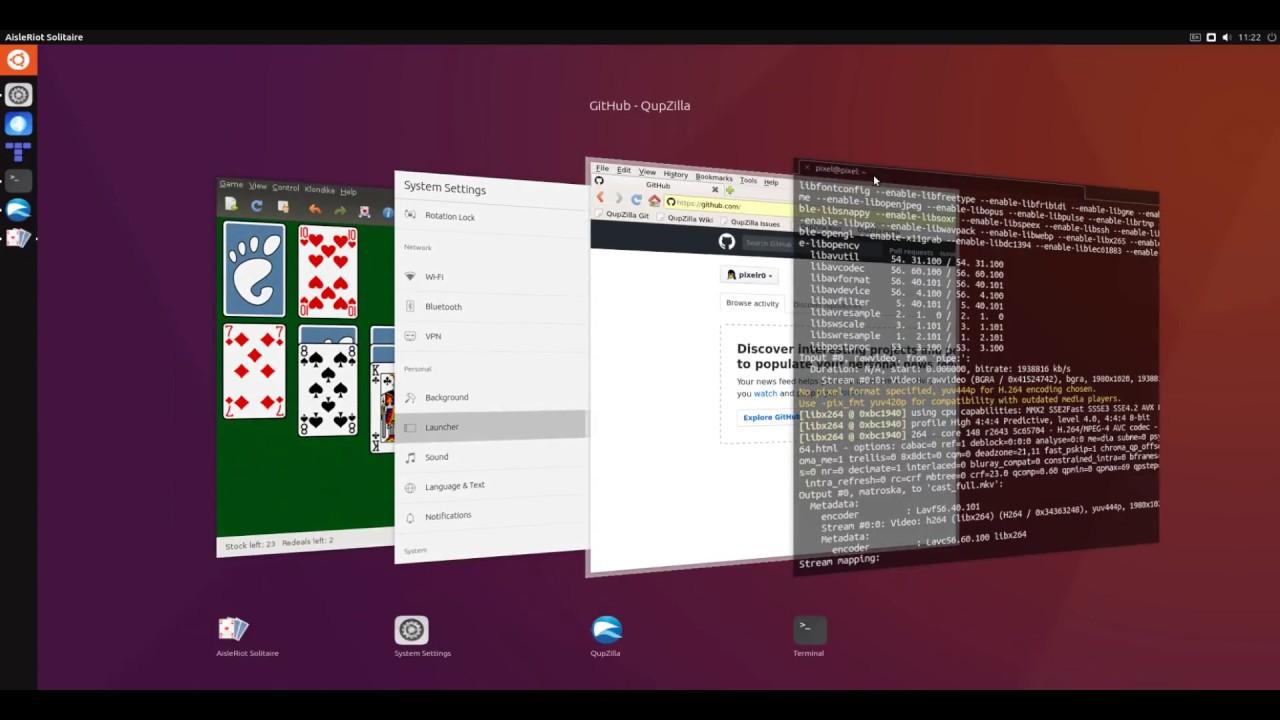 Ubports Unity 8 on ubuntu 16 04 with mir 0 26