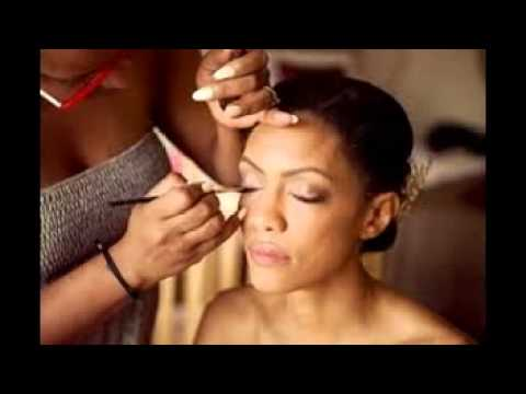 Wedding Hair And Makeup Houston - YouTube