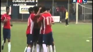 Final campeonato nacional sub 14 Curanilahue vs Iquique -Biron Parraguez