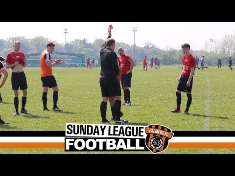 Sunday League Football - \