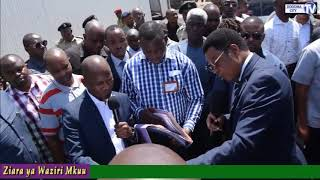 Mkurugenzi jiji la Dodoma atekeleza agizo la Waziri Mkuu Mhe. Kassim Majaliwa