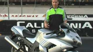 2008 Kawasaki ZX-14 Motorcycle Review: First Ride