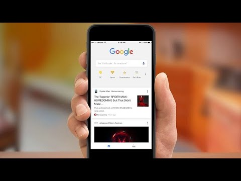 Feed Notícias, Deslizar Esquerda Sumiu? #Google #android #noticias