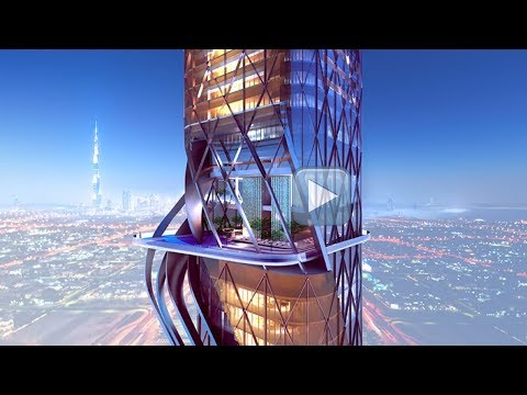 Tallest Building in the World│Dubai Creek Tower – 2020 – LIVE Video Show