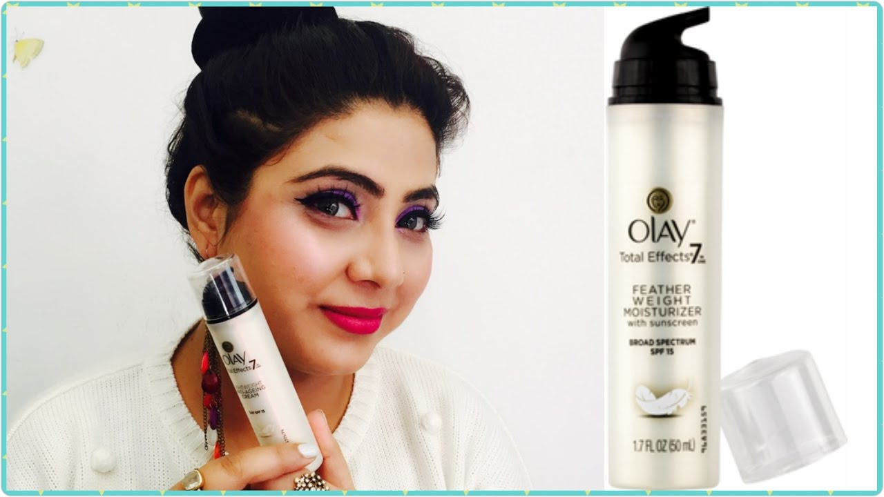 Olay Total 7 Effects Day Cream Review Anti Aging Skin Care Foundation Baby Glow Sunblock Cosmo Gal