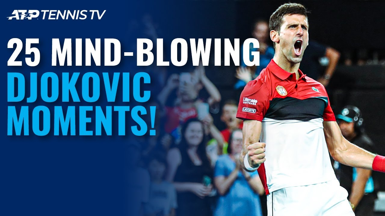 What makes Novak Djokovic great? Shots, yes, but also mind