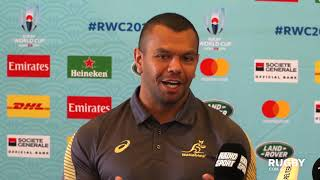 Wallabies excited ahead Wales showdown