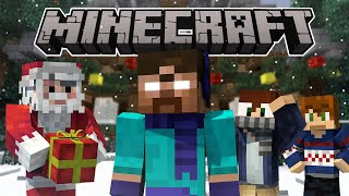 Why Herobrine Hates Christmas - Minecraft Animation