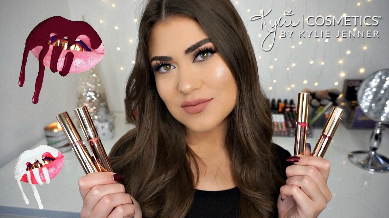 Kylie Cosmetics Launches Another Makeup Collaboration With Khloe Kardashian