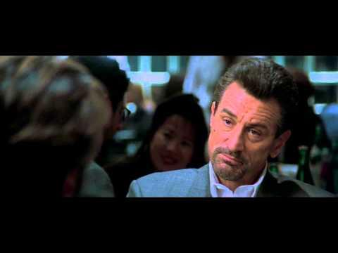 Heat Restaurant scene || Deniro, Pacino