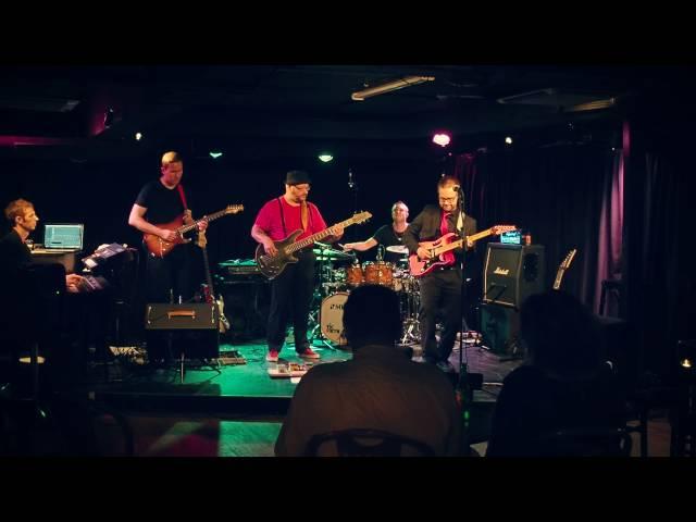 H.A.B - Henri Aalto Band  LIVE at the Doo-bop club, full concert