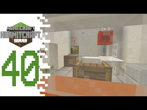 Hermitcraft (Minecraft) - EP40 - Medical Bay