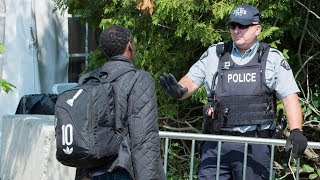 Asylum seekers don't get 'free ticket,' public safety minister says