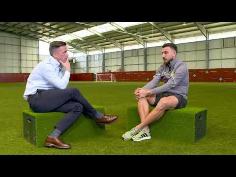 David Prutton meets Aston Villa's Robert Snodgrass | Championship Play-Off Final Preview