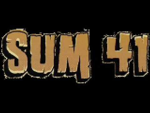 Sum 41 noots