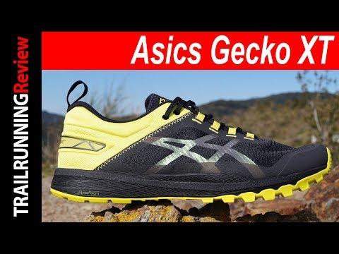 Asics Gecko XT Review