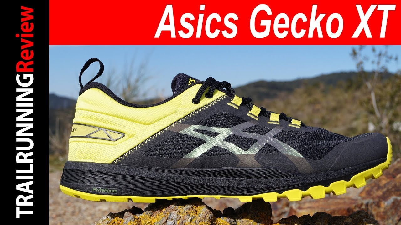 Asics Gecko XT Review