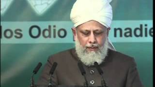 (Bengali) Friday Sermon 2nd April 2010 Jalsa Salana Spain